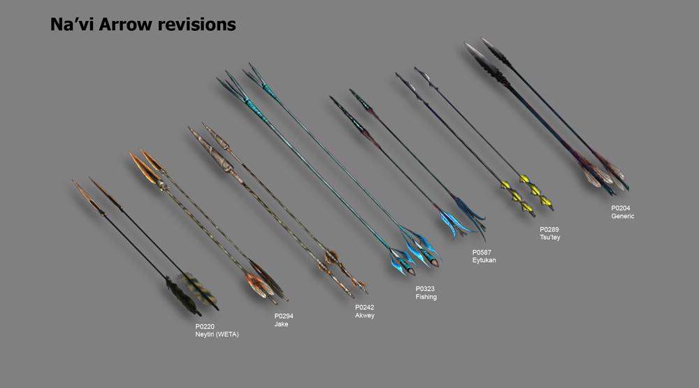 Avatar: Virtual Weapons – leonard barrit